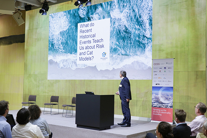 Oasis conference | Swiss Re